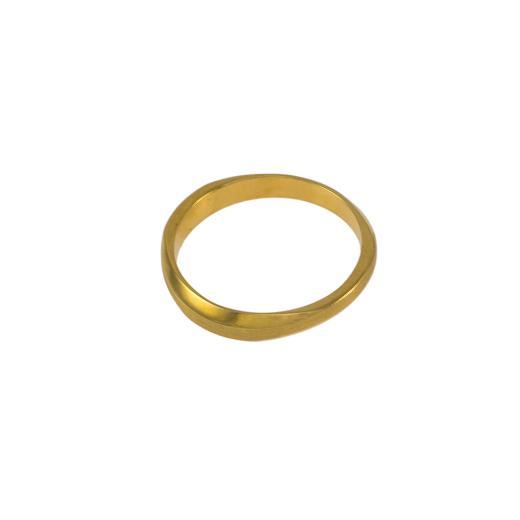 Βέρα σε κίτρινο χρυσό 14Κ.
