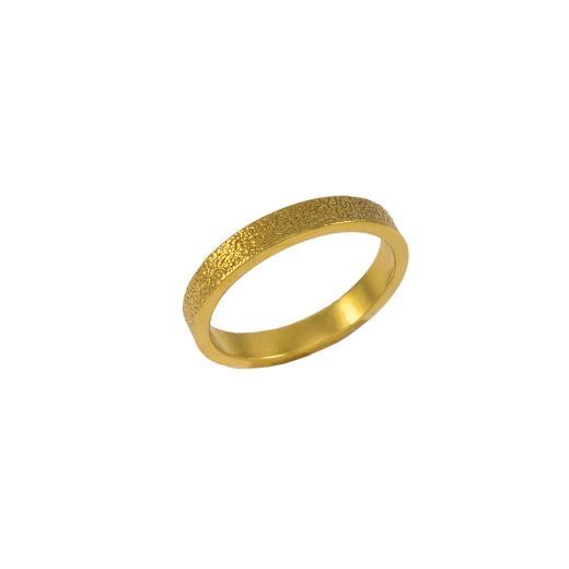Βέρα σε κίτρινο χρυσό 14ΚΤ