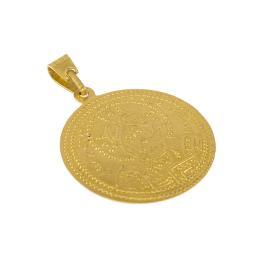 Talisman gold 14kt.