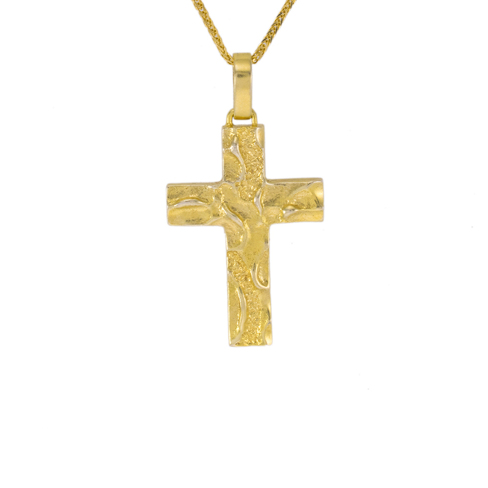 "Cross  ""LAVA"" gold 14 kt."