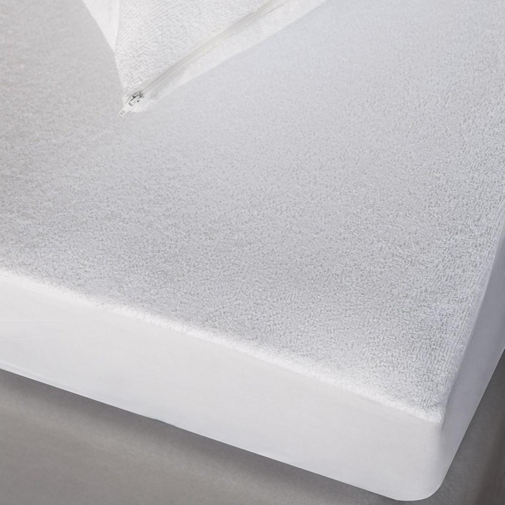 Κάλυμμα Στρώματος Ημίδιπλο Αδιάβροχο Melinen 120x200+30