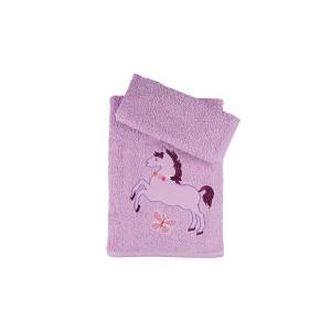 Πετσέτες Παιδικές Σετ 2τμχ Αstron 'Αλογο