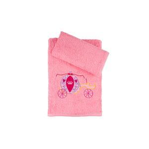 Πετσέτες Παιδικές Σετ 2τμχ Αstron Άμαξα