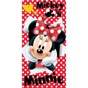 Παιδική Πετσέτα Θαλάσσης Dim Collection 70x140cm Disney Minnie 06
