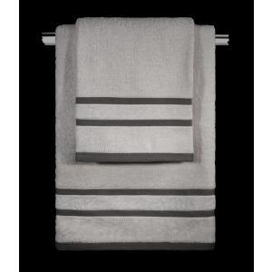 Πετσέτες Σετ 3τμχ Guy Laroche Tuscany Grey