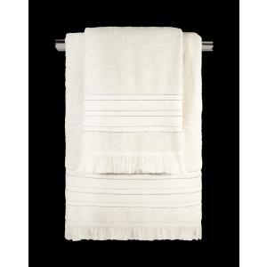 Πετσέτες Σετ 3τμχ Guy Laroche Donna Cream