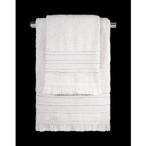 Πετσέτες Σετ 3τμχ Guy Laroche Donna White