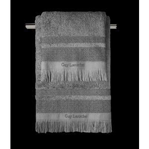 Πετσέτες Σετ 3 Τεμαχίων Guy Laroche Boston Anthracite