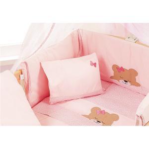 Πάντα Κούνιας 40x192cm Dimcol Sleepin Bears Cub 14