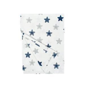 Πάπλωμα Κούνιας 120x160cm Dimcol Star 102 Blue