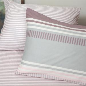 Μαξιλαροθήκες Ζεύγος Κατωσέντονου 50x70cm Melinen Blogger Pink Βαμβακερές