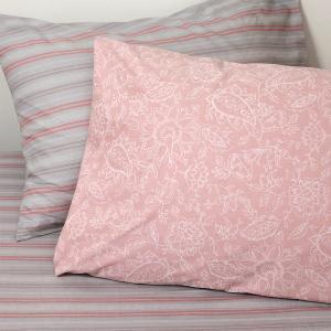 Μαξιλαροθήκες Ζεύγος Κατωσέντονου 50x70cm Melinen Lizzie Rose Βαμβακερές