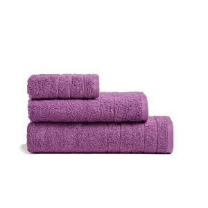 Πετσέτα Μπάνιου 70x140cm Melinen Fresca Violet Βαμβακερή