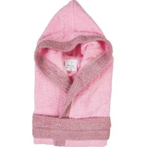 Μπουρνούζι Παιδικό Flamingo Junior Ροζ