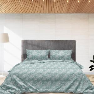 Φανελένια Σεντόνια Υπέρδιπλα Σετ Με Λάστιχο 170x200+30cm Sunshine 2022