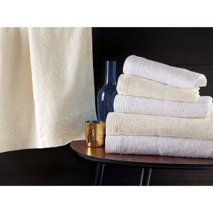 Πετσέτες Σετ 3 Τεμαχίων Rythmos Katherine Κούτα Λευκό