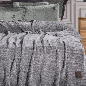 Κουβέρτα Υπέρδιπλη Chenille 220x240cm Greenwich Polo Club 2421