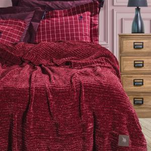 Κουβέρτα Υπέρδιπλη Chenille 220x240cm Greenwich Polo Club 2422