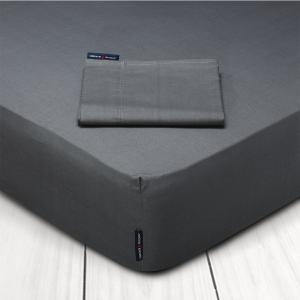 Σεντόνι King Size με Λάστιχο 180x200+35cm Polo Club Premium Solid Percale