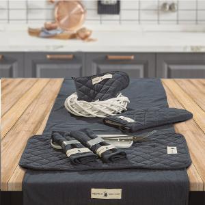 Πετσέτες Κουζίνας 2τμχ 30x45cm Greenwich Polo Club 2651 Βαμβακερές