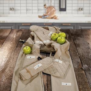 Πετσέτες Κουζίνας 2τμχ 30x45cm Greenwich Polo Club 2653 Βαμβακερές