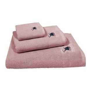 Πετσέτες Σετ 3 τμχ Polo Club Essential 2543