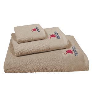 Πετσέτες Σετ 3 τμχ Polo Club Essential 2544