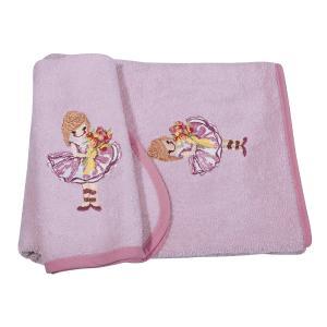 Πετσέτες Παιδικές Σετ 2τεμ Polo Club 2936 Βαμβακερές