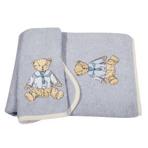 Πετσέτες Παιδικές Σετ 2τεμ Polo Club 2937 Βαμβακερές