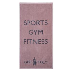 Πετσέτα Γυμναστηρίου 45x90cm Polo Club 2592 Βαμβακερή