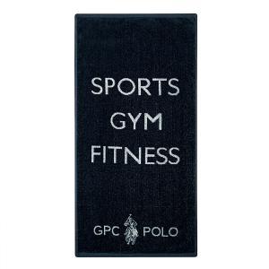 Πετσέτα Γυμναστηρίου 45x90cm Polo Club 2594 Βαμβακερή