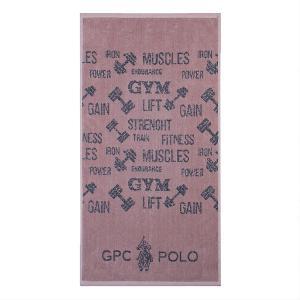 Πετσέτα Γυμναστηρίου 45x90cm Polo Club 2642 Βαμβακερή