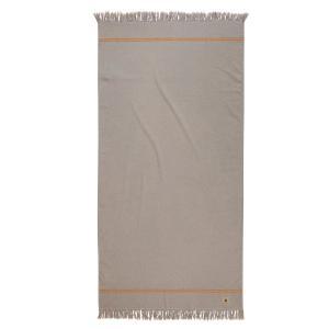 Πετσέτα Θαλάσσης 80x170cm Polo Club Essential 3521 Βαμβακερή