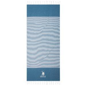 Πετσέτα Θαλάσσης- Παρεό 80x180cm Polo Club 3534