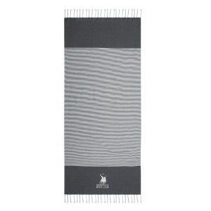 Πετσέτα Θαλάσσης- Παρεό 80x180cm Polo Club 3535