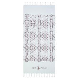 Πετσέτα Θαλάσσης 80x180cm Polo Club Essential 3539 Βαμβακερή