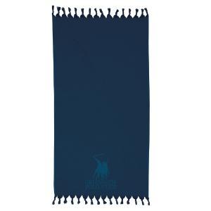 Πετσέτα Θαλάσσης- Παρεό 90x170cm Polo Club 2815
