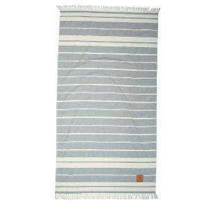 Πετσέτα Θαλάσσης 90x170cm Polo Club Essential 2869 Βαμβακερή