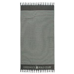 Πετσέτα Θαλάσσης- Παρεό 90x170cm Polo Club 2879