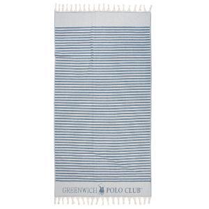 Πετσέτα Θαλάσσης- Παρεό 90x170cm Polo Club 2880