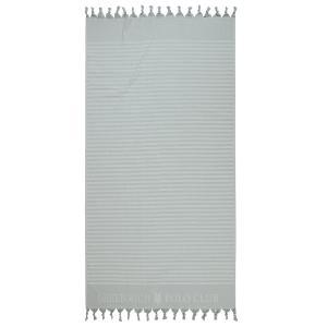 Πετσέτα Θαλάσσης- Παρεό 90x170cm Polo Club 2881