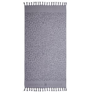 Πετσέτα Θαλάσσης- Παρεό 90x170cm Polo Club 2885