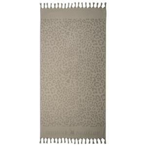 Πετσέτα Θαλάσσης- Παρεό 90x170cm Polo Club 2886
