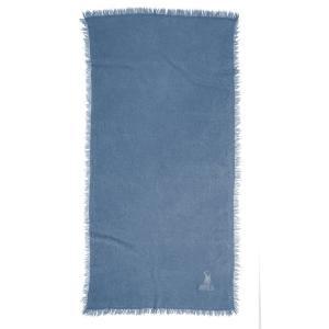 Πετσέτα Θαλάσσης 90x170cm Polo Club Essential 3509  Βαμβακι-Βισκόζη