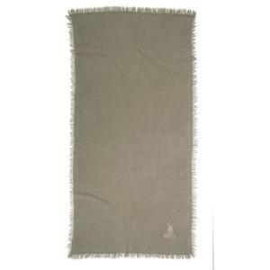 Πετσέτα Θαλάσσης 90x170cm Polo Club Essential 3511 Βαμβακι-Βισκόζη