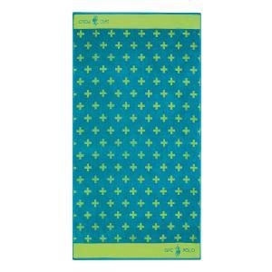 Πετσέτα Θαλάσσης 90x170cm Polo Club Essential 3553 Βαμβακερή