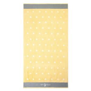 Πετσέτα Θαλάσσης 90x170cm Polo Club Essential 3559 Βαμβακερή