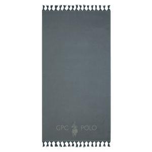 Πετσέτα Θαλάσσης 90x170cm Polo Club Essential 3574 Βαμβακερή