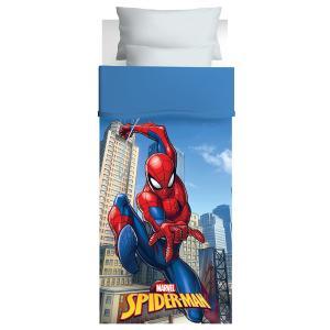 Πάπλωμα Μονό Παιδικό 170x260cm Das Home Spiderman 5027