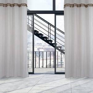 Κουρτίνα με Κρίκους Das Home 2149 140x260cm